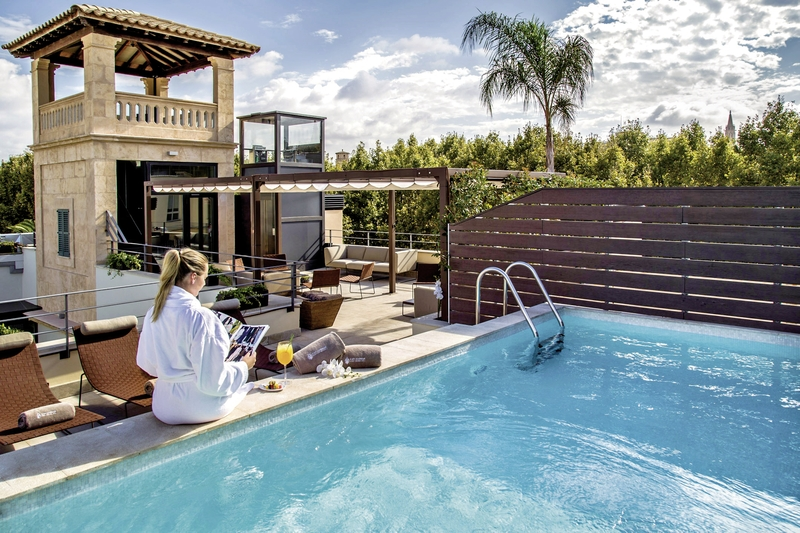 Boutique Hotel Can Alomar Pool