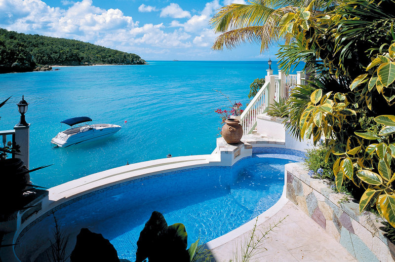 Blue Waters Resort & Spa Antigua Wohnbeispiel