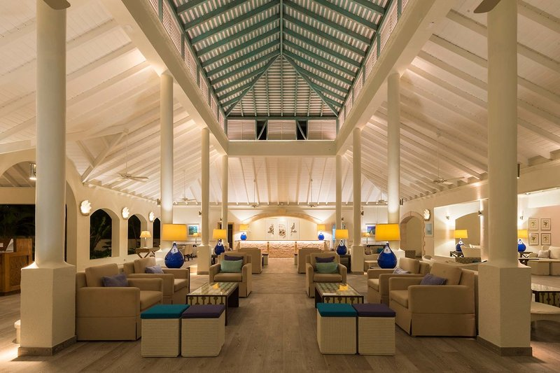 Blue Waters Resort & Spa Antigua Lounge/Empfang