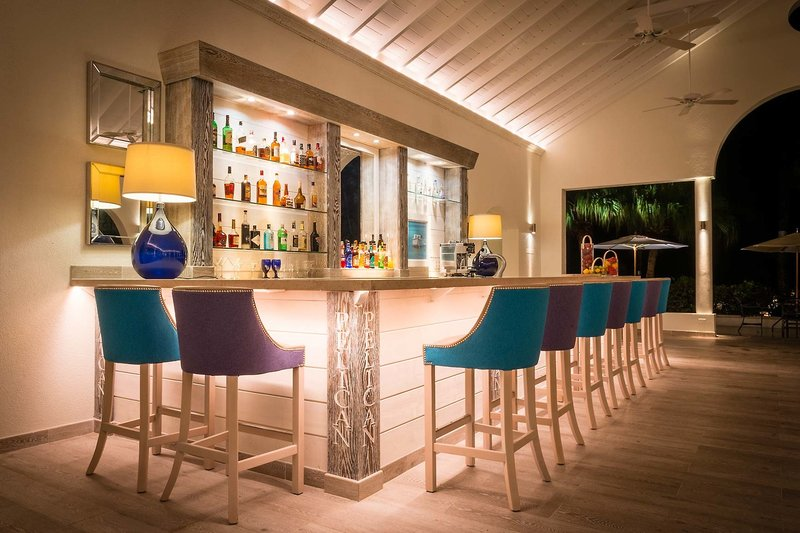 Blue Waters Resort & Spa Antigua Bar