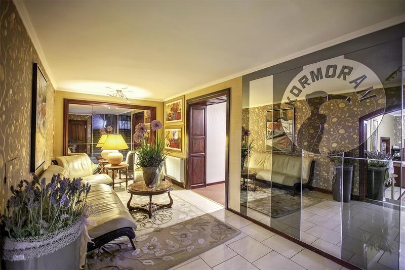 Kormoran Wellness Medical Spa Lounge/Empfang