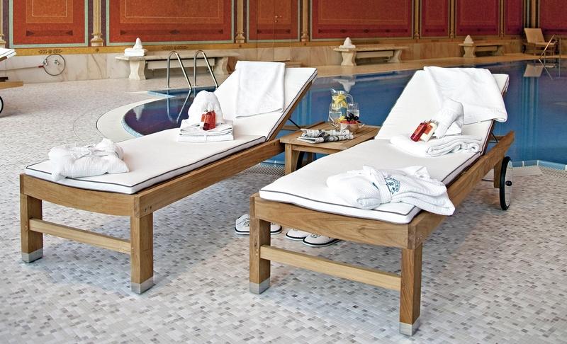 Brenners Park-Hotel & Spa Hallenbad