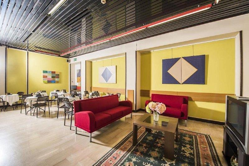 Fortuna Lounge/Empfang