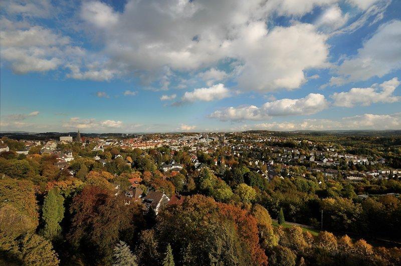 Mercure Lüdenscheid Landschaft