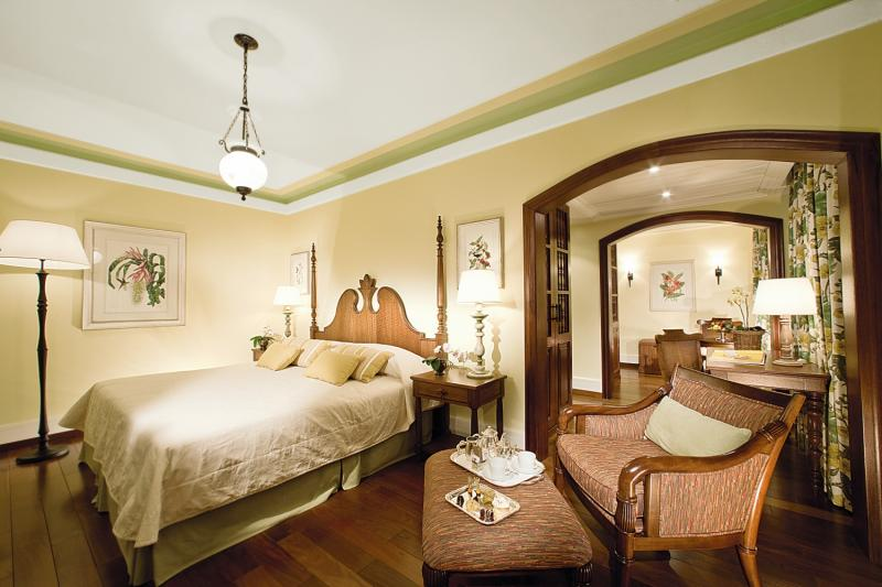 Belmond Hotel das Cataratas Wohnbeispiel