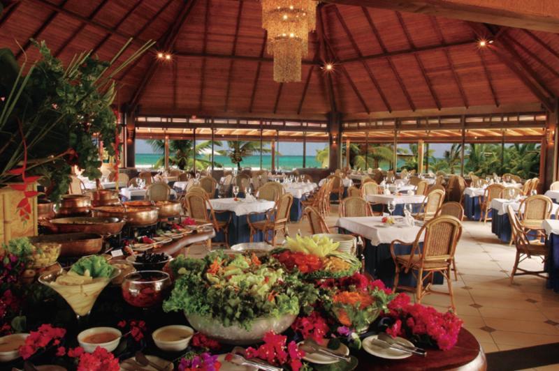 Nannai Resort & Spa Restaurant