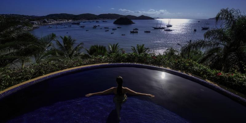 Vila d´ Este Handmade Hospitality Hotel Landschaft