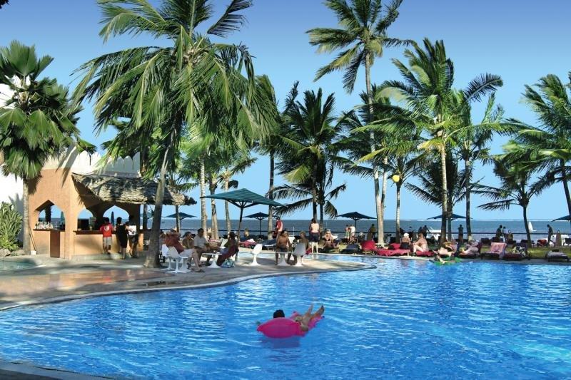 Bamburi Beach Pool