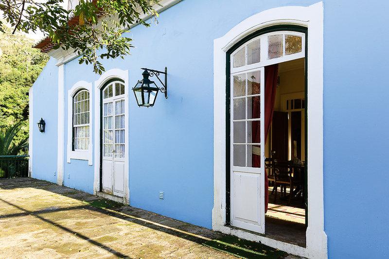 Casa Maria Luisa Außenaufnahme
