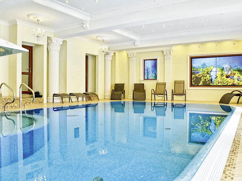 Solar Palace Spa & Wellness Hallenbad