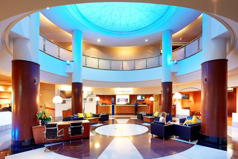 Novotel Langley Perth Lounge/Empfang