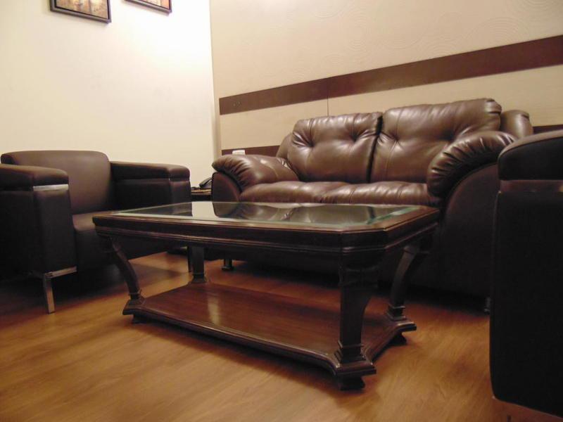 Tavisha Lounge/Empfang