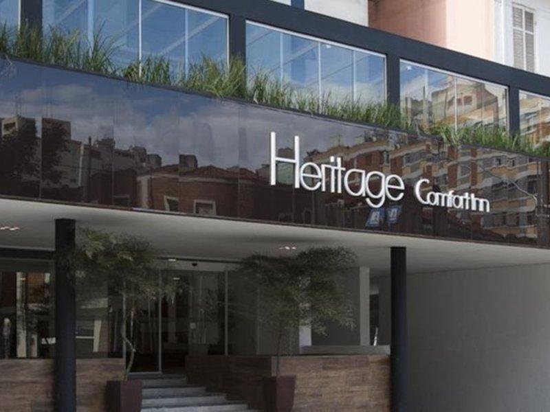 Heritage Comfort Inn Außenaufnahme