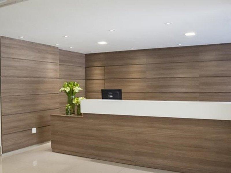 Heritage Comfort Inn Lounge/Empfang