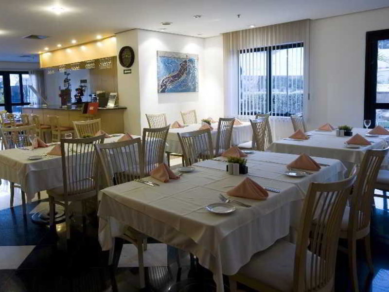 Slaviero Essential Guarulhos Aeroporto Restaurant