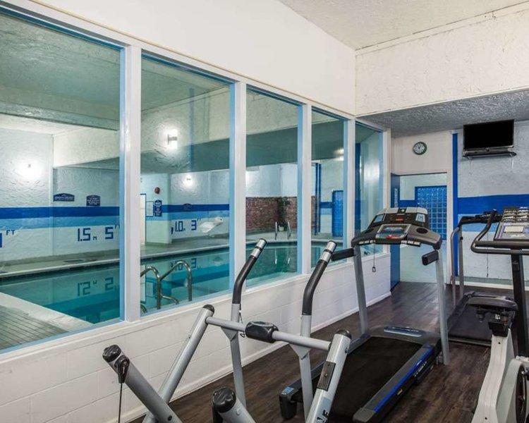 Howard Johnson Hotel Victoria Sport und Freizeit