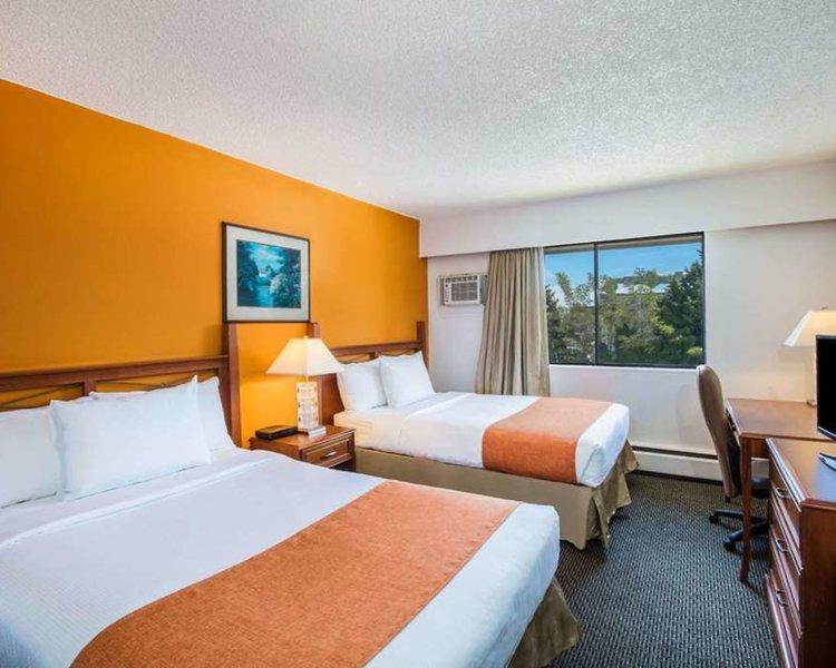 Howard Johnson Hotel Victoria Wohnbeispiel
