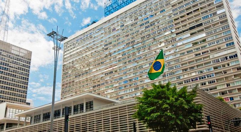 Renaissance Sao Paulo Außenaufnahme