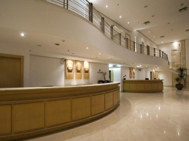 Slaviero Essential Guarulhos Aeroporto Lounge/Empfang