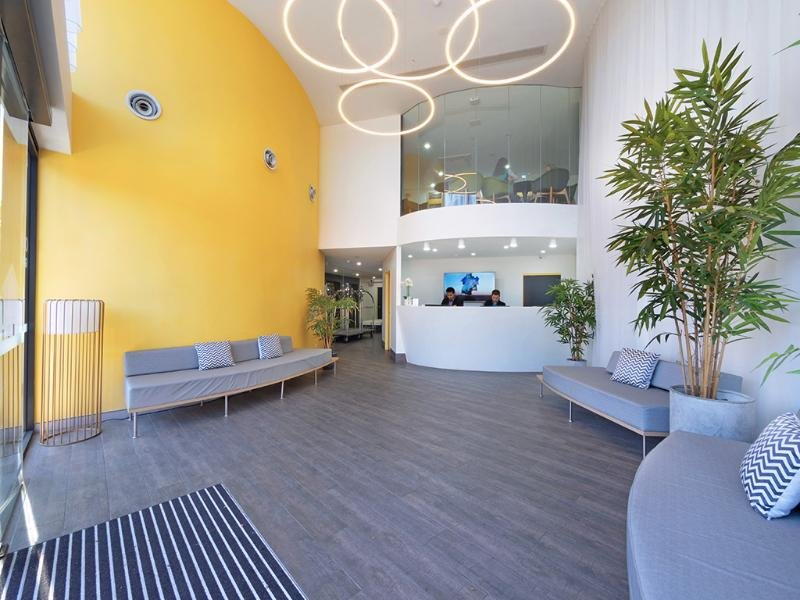 ValueSuites Green Square Lounge/Empfang