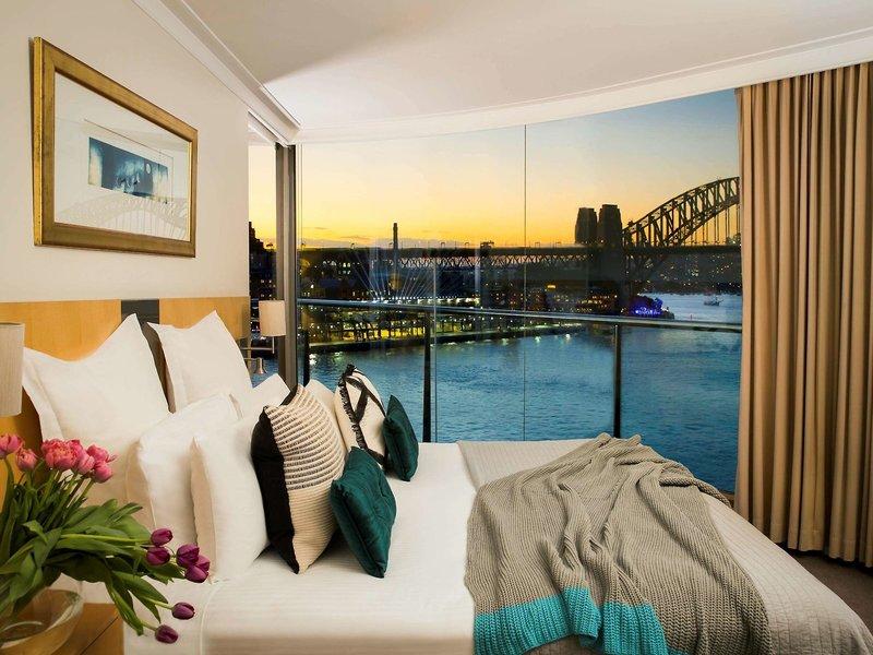 Pullman Quay Grand Sydney Harbour Wohnbeispiel