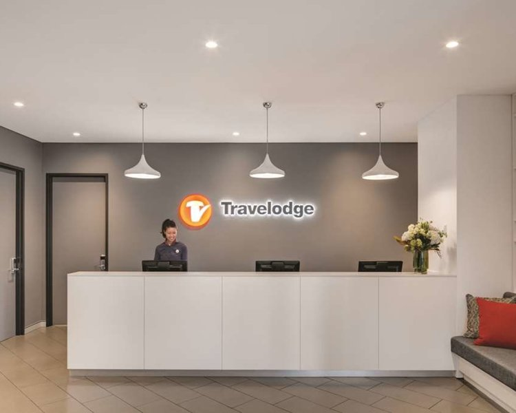 Travelodge Bankstown Lounge/Empfang