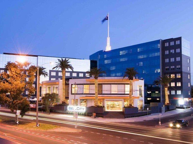 Mantra Bell City Hotel & Residence Außenaufnahme