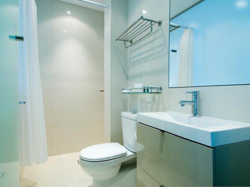 Mantra Bell City Hotel & Residence Badezimmer