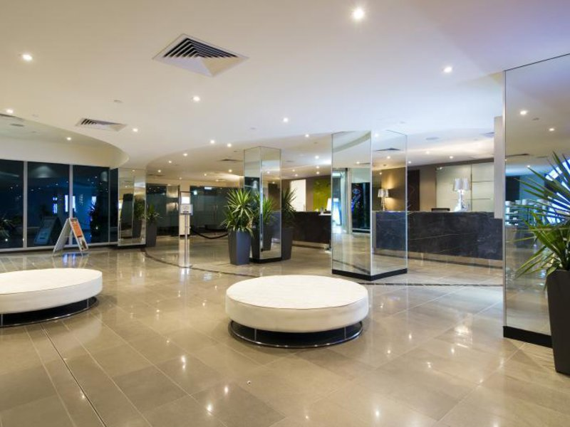 Mantra Bell City Hotel & Residence Lounge/Empfang