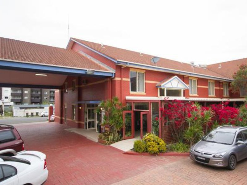 Quality Hotel CKS Sydney Airport Außenaufnahme