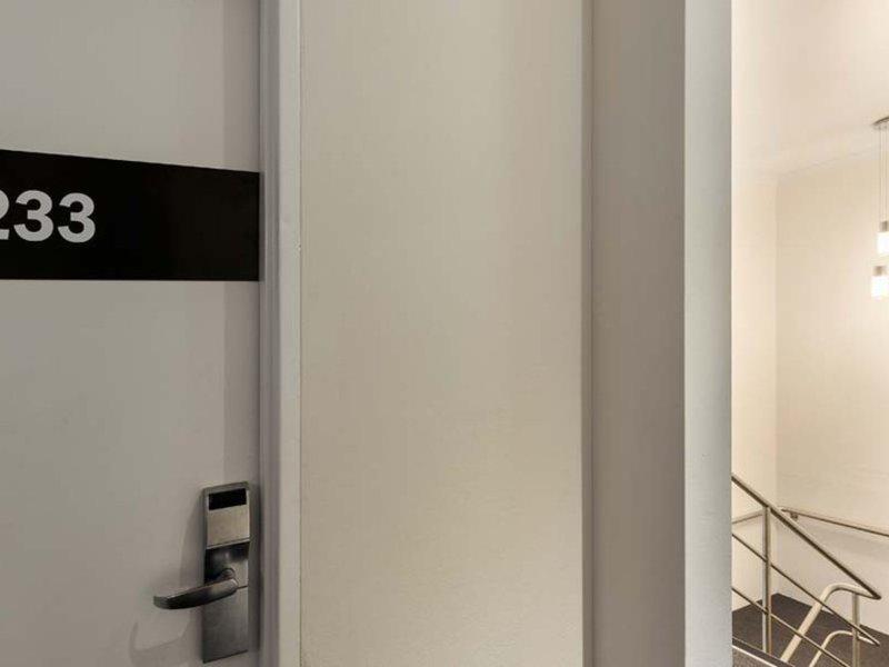 Quality Hotel CKS Sydney Airport Badezimmer