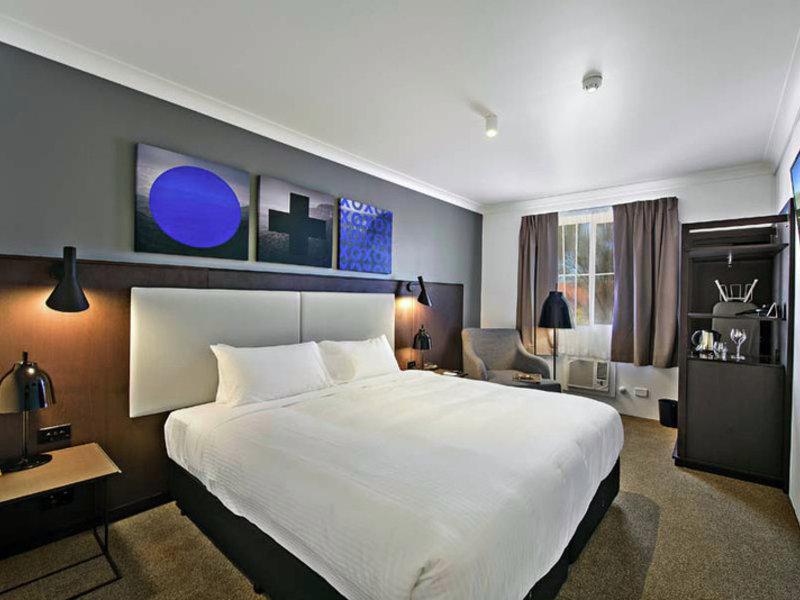Quality Hotel CKS Sydney Airport Wohnbeispiel