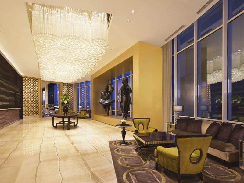 Ciputra World Surabaya Lounge/Empfang