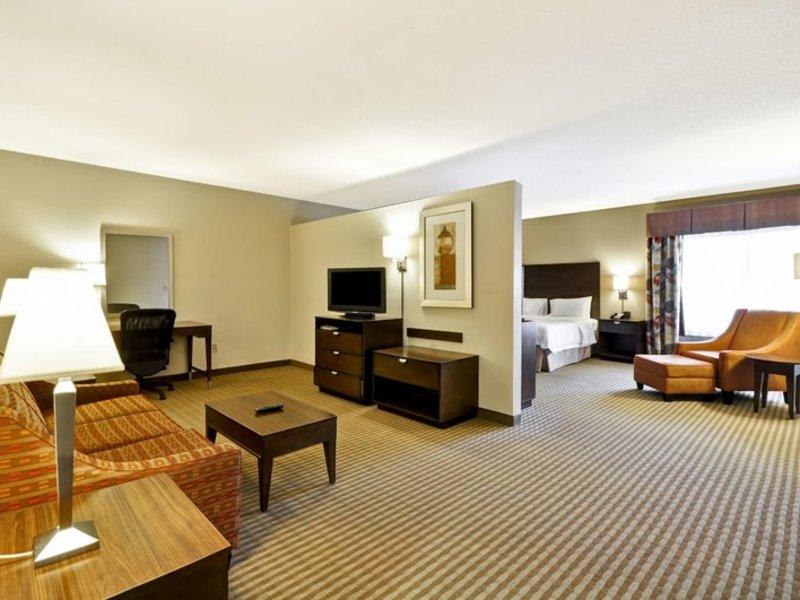 Hampton Inn & Suites Boynton Beach Wohnbeispiel
