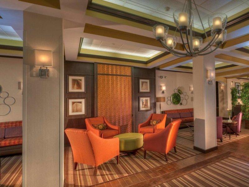 Hampton Inn & Suites Boynton Beach Lounge/Empfang