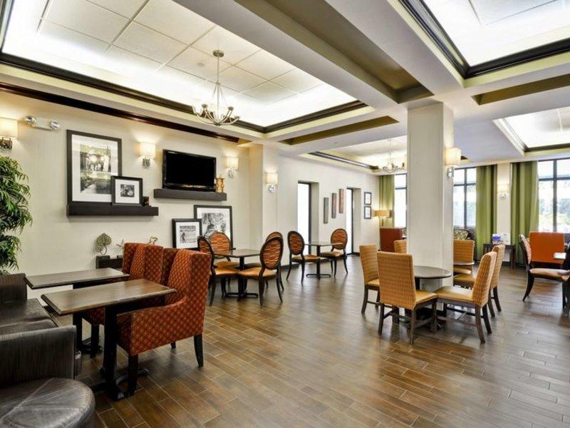 Hampton Inn & Suites Boynton Beach Restaurant