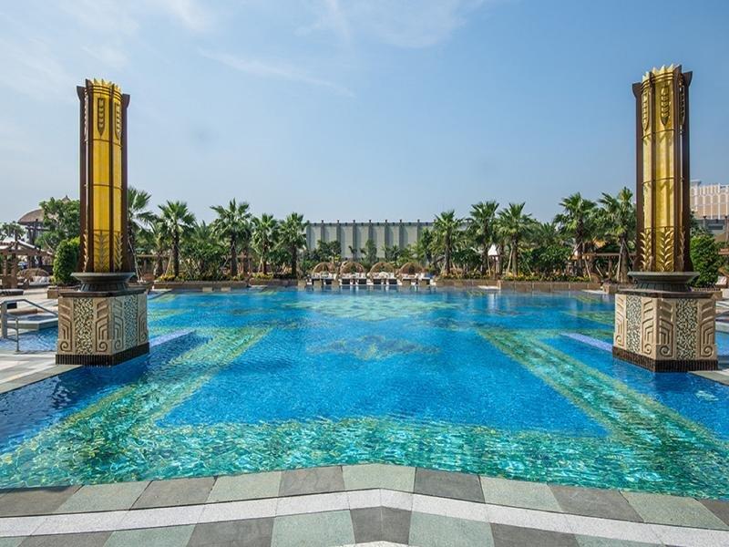 Studio City Macau Pool