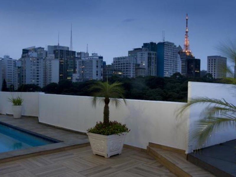 Hotel Trianon Paulista Pool