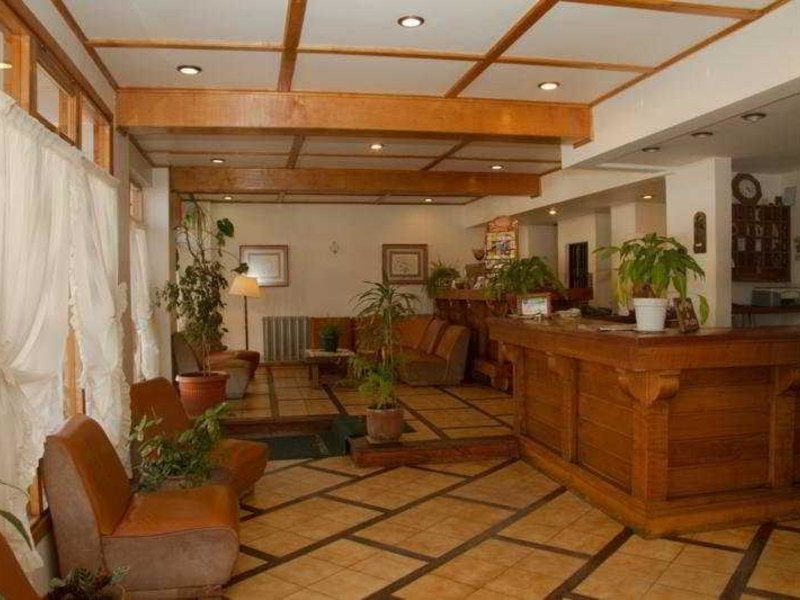Tunqueley Lounge/Empfang