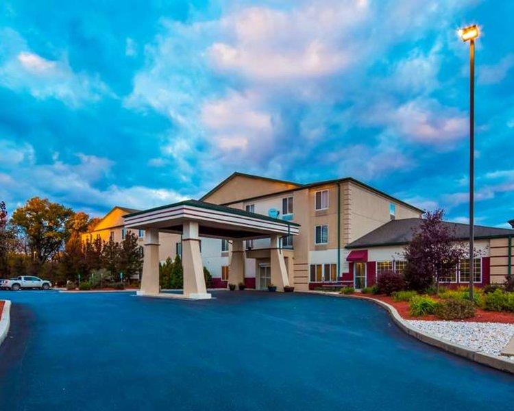 Best Western Harrisburg Hershey Hotel Außenaufnahme