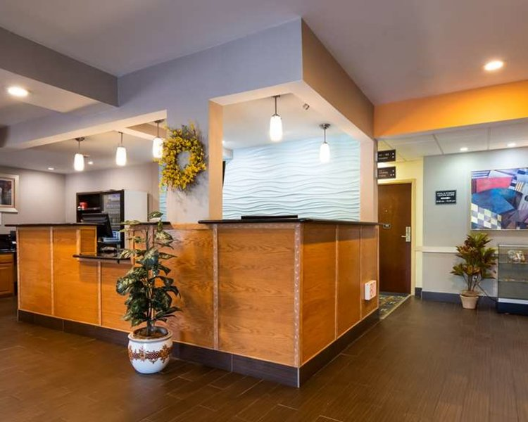 Best Western Harrisburg Hershey Hotel Lounge/Empfang