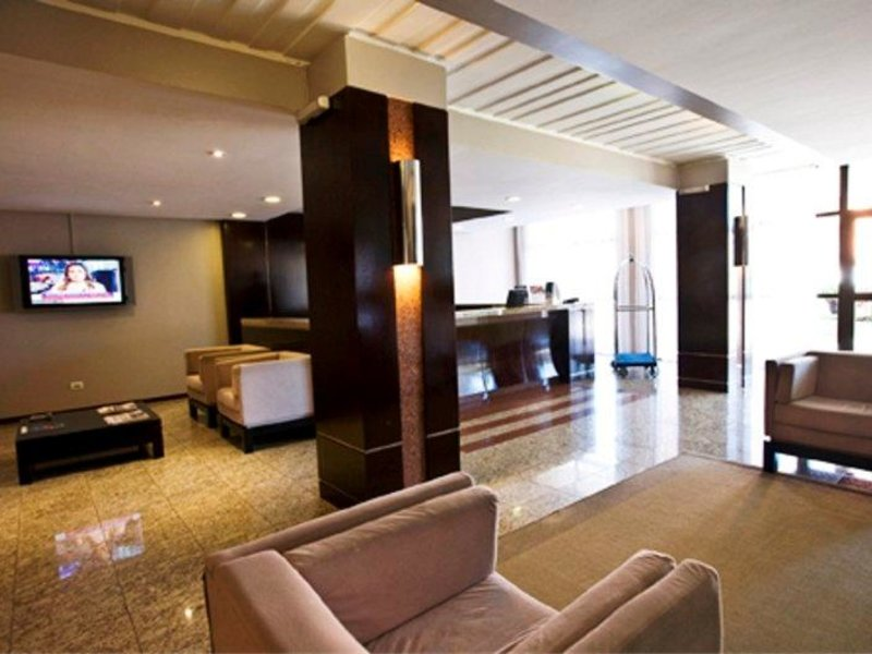 Slaviero Executive Pinhais Lounge/Empfang