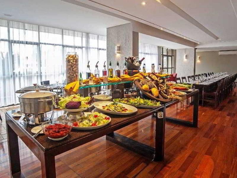 Slaviero Executive Pinhais Restaurant