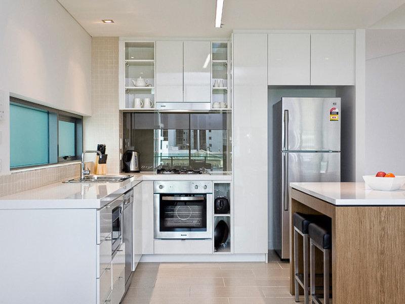 Quattro on Astor Apartments Wohnbeispiel