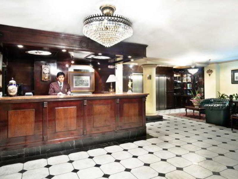 El Rey Palace Lounge/Empfang