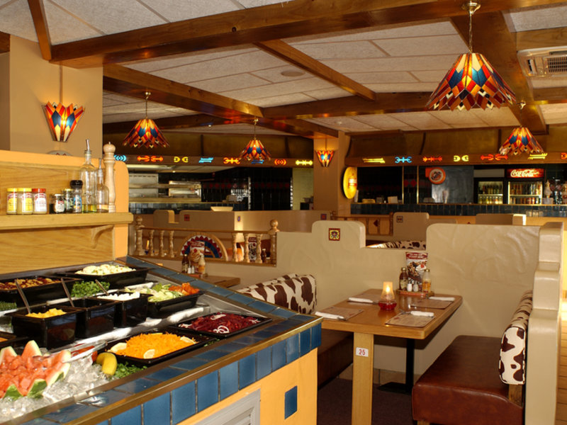 Peermont Metcourt Francistown Restaurant
