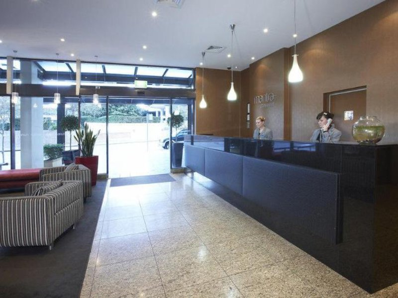 Mantra Chatswood Lounge/Empfang
