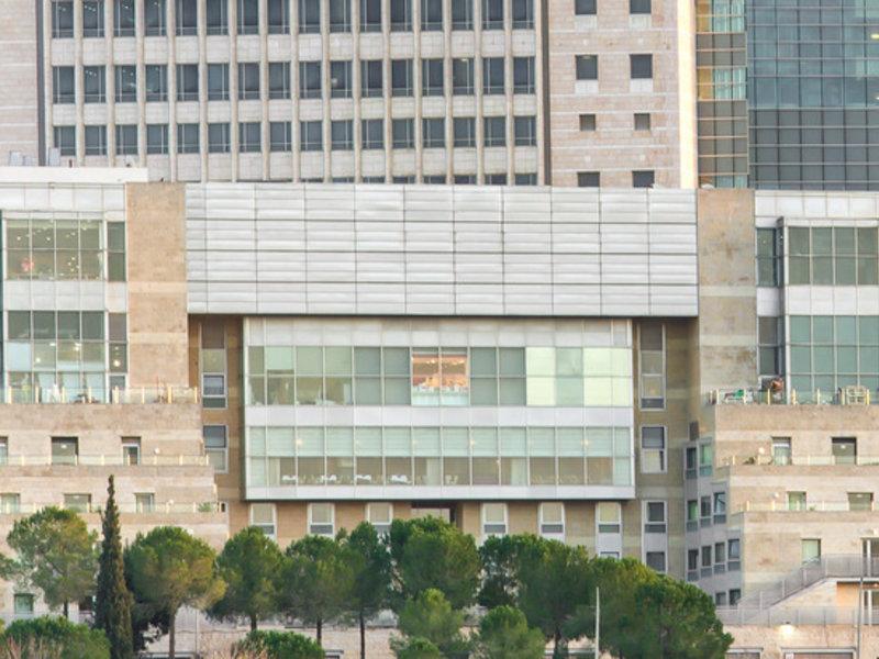 Ein Kerem Hotel Jerusalem Außenaufnahme