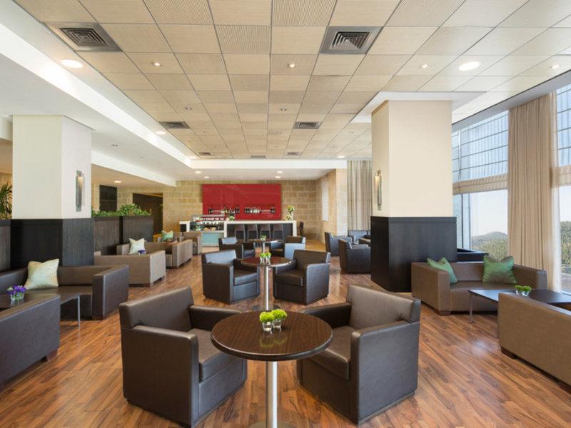 Ein Kerem Hotel Jerusalem Lounge/Empfang