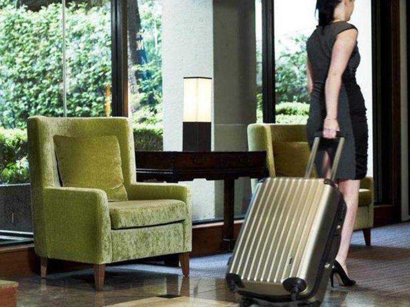 Rydges North Sydney Lounge/Empfang